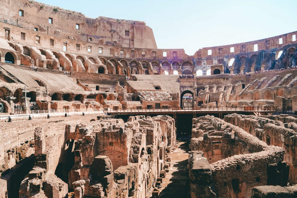 colosseum stedentrip rome