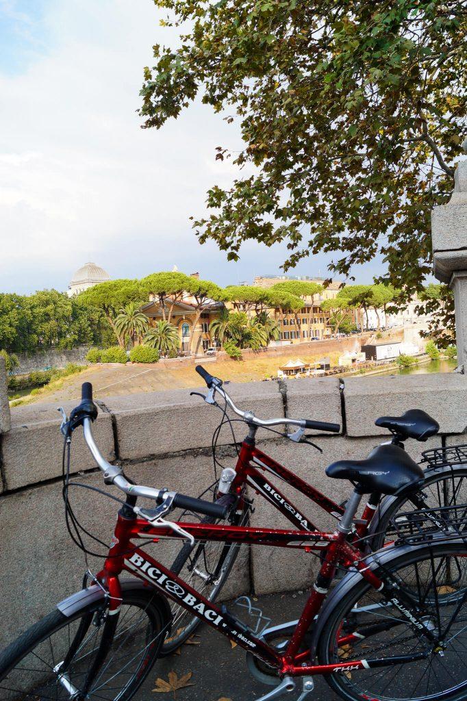 fietsen rome