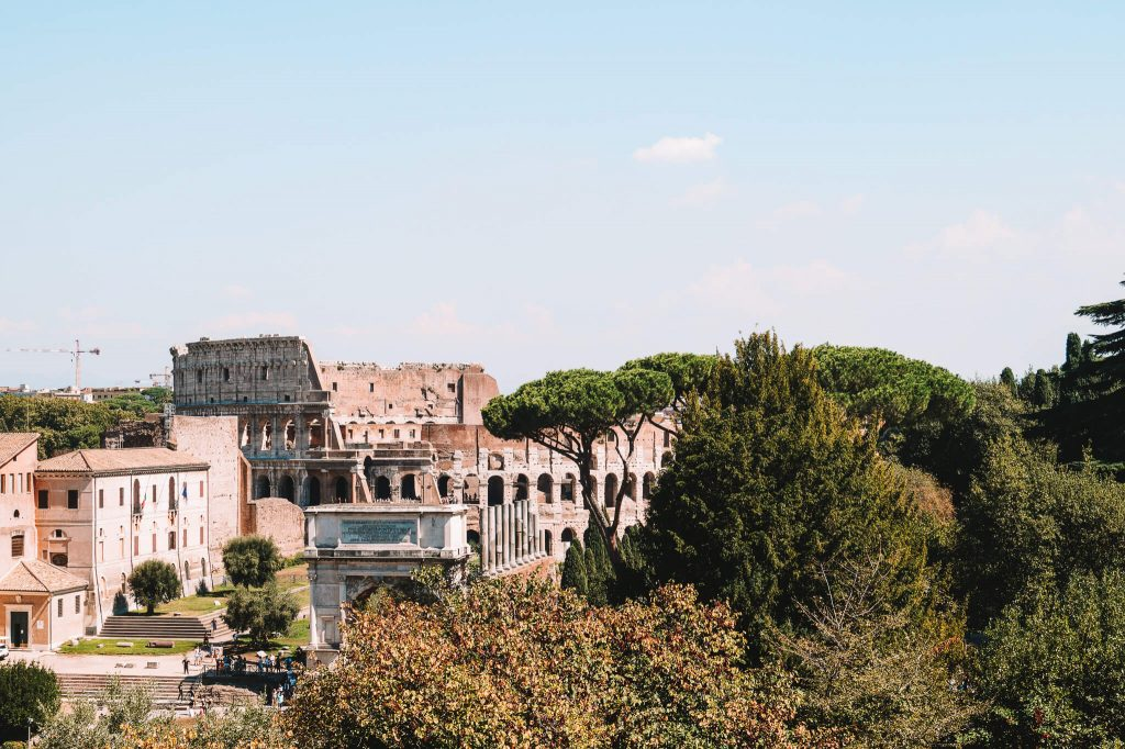 stedentrip rome
