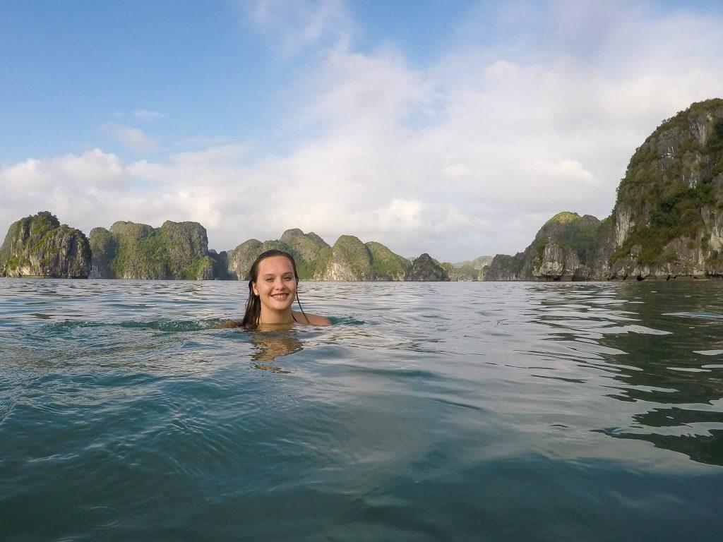 Halong bay rondreis Vietnam