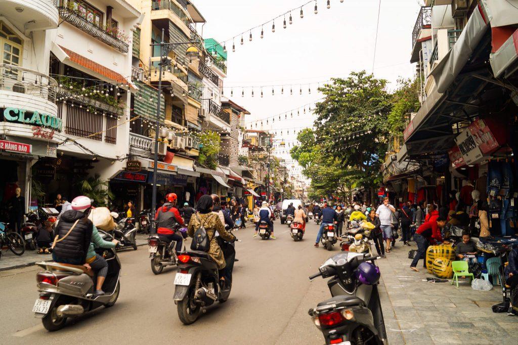 Hanoi tips