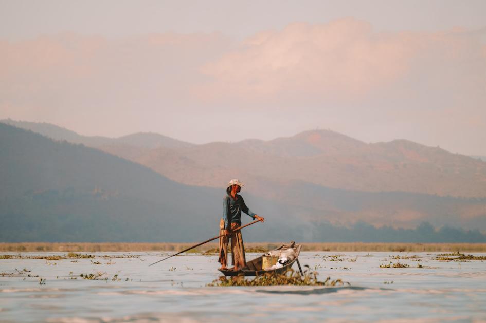 Reistips Inle Lake Myanmar