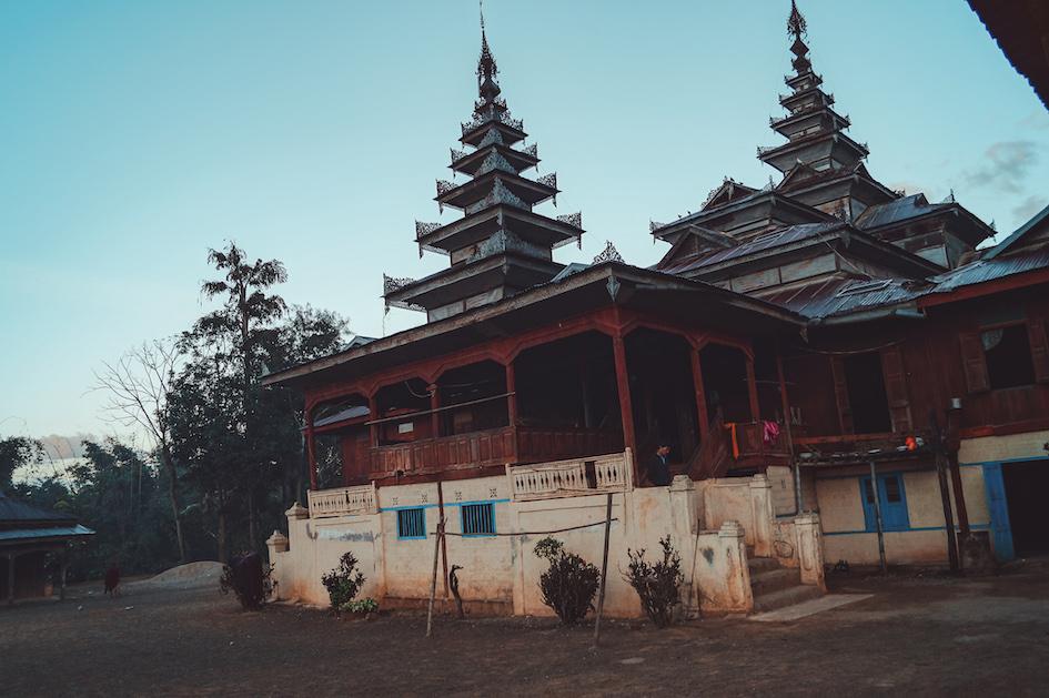 Kalaw trekking myanmar