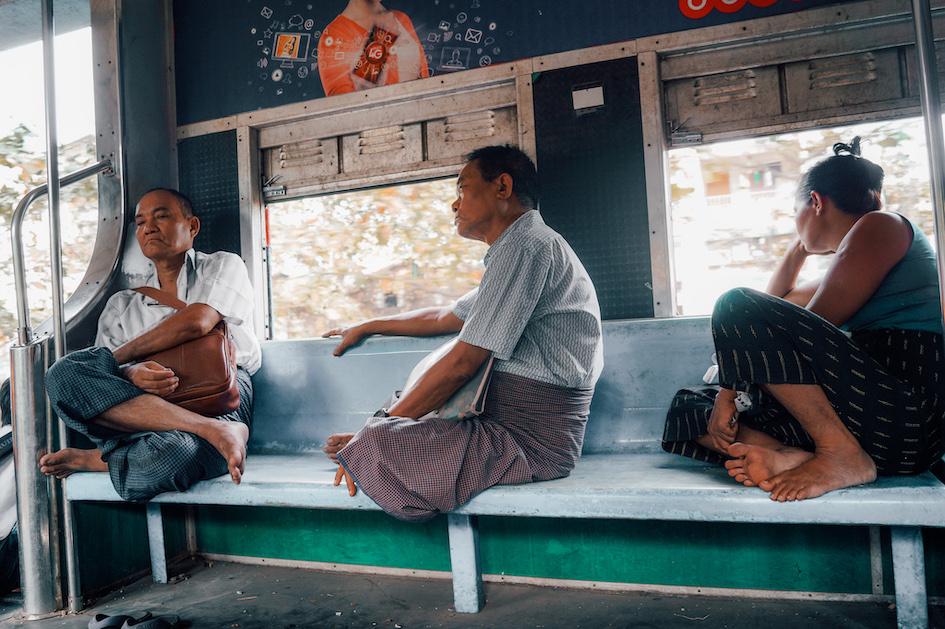 Yangon reistips myanmar