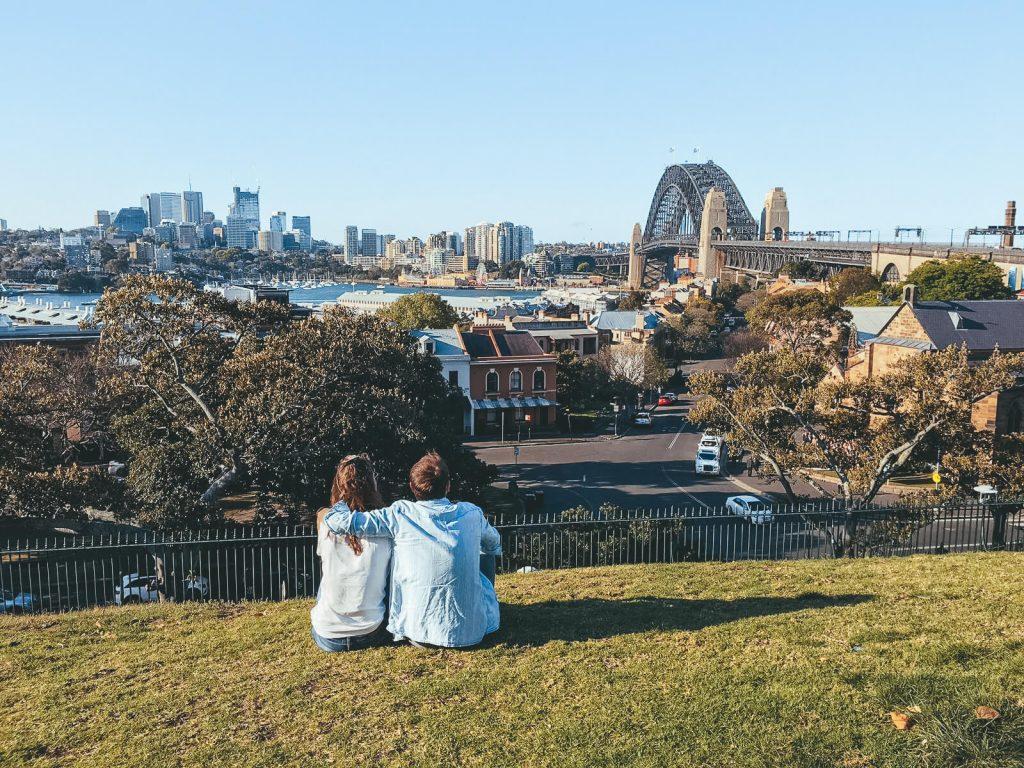 jaar naar Australië