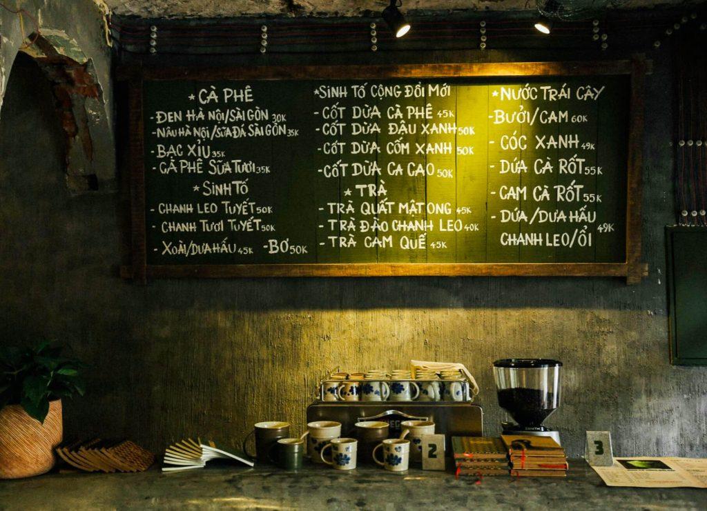 Cong Coffee Hanoi