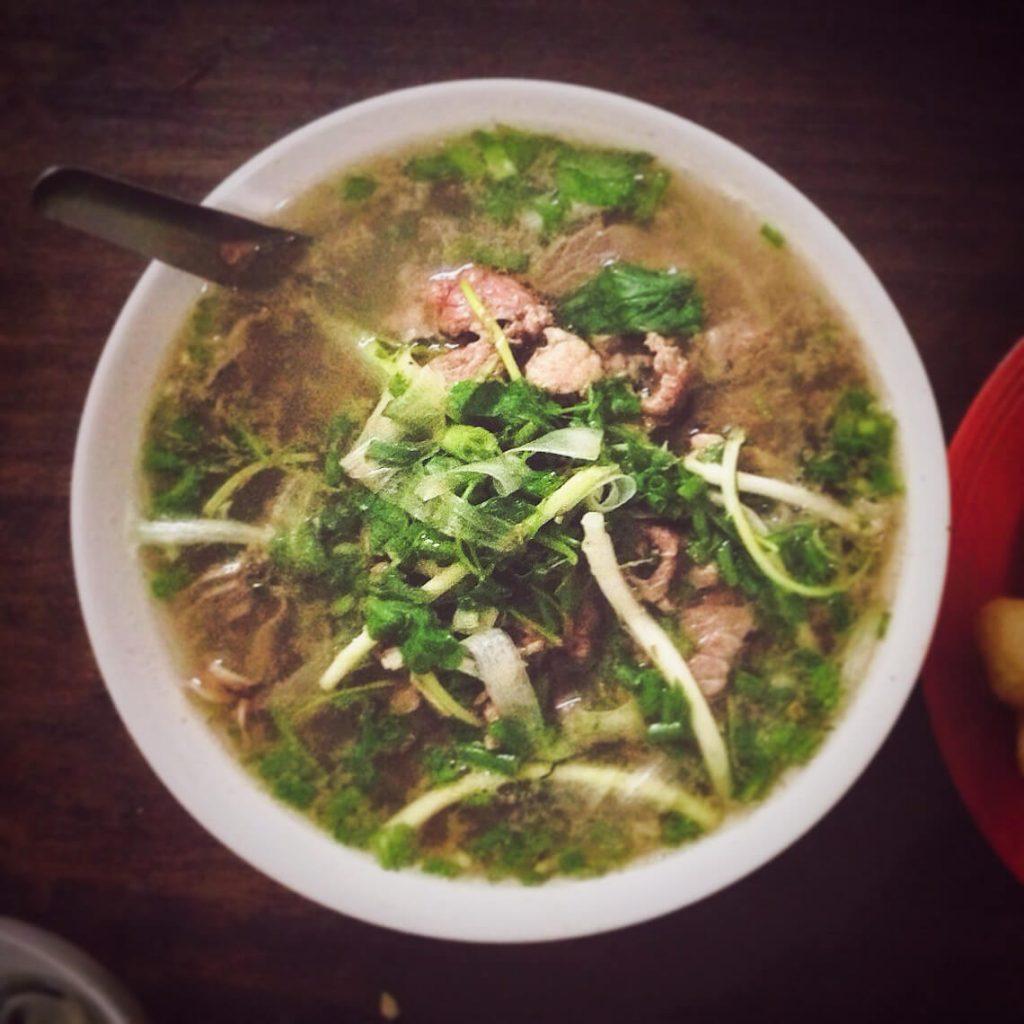 Pho Hanoi tip