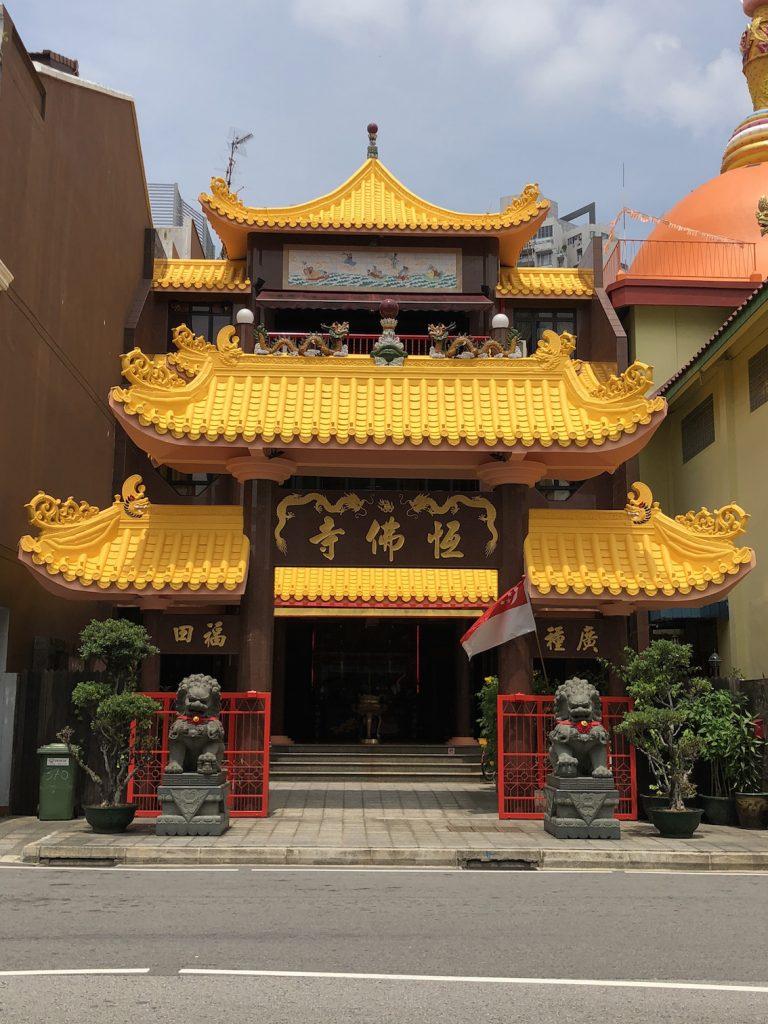 Singapore tempel