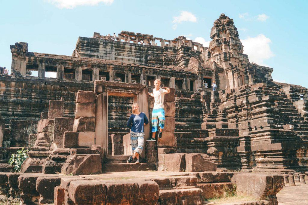 Baphion Tempel Angkor Wat