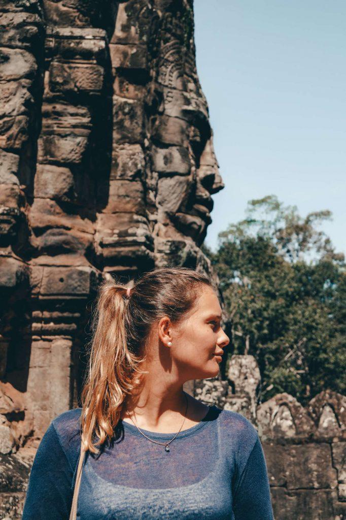 Baron Tempel Angkor Wat