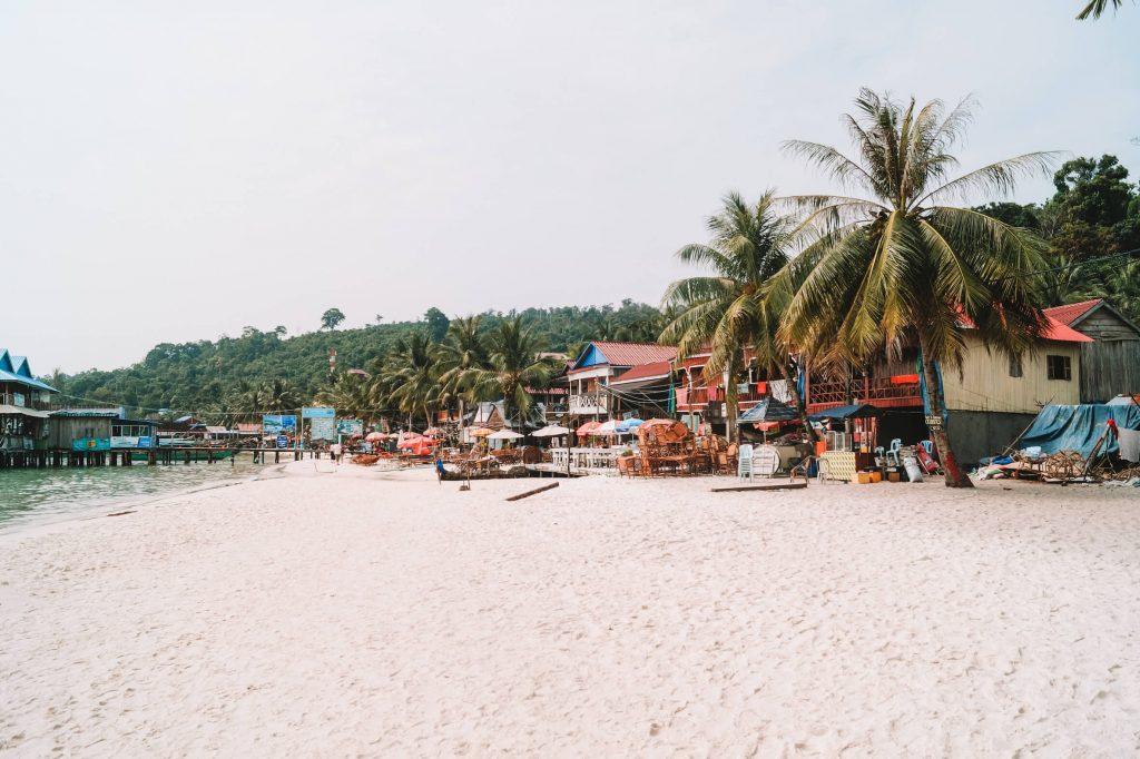 Reistips Koh Rong