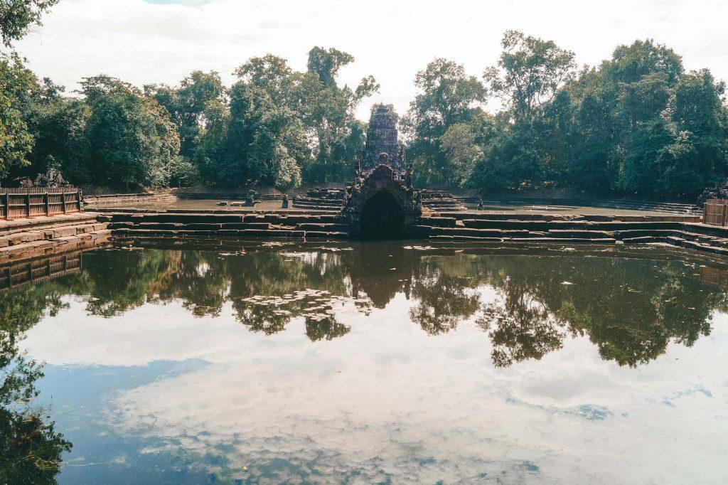 Neak Pean Tempel Angkor