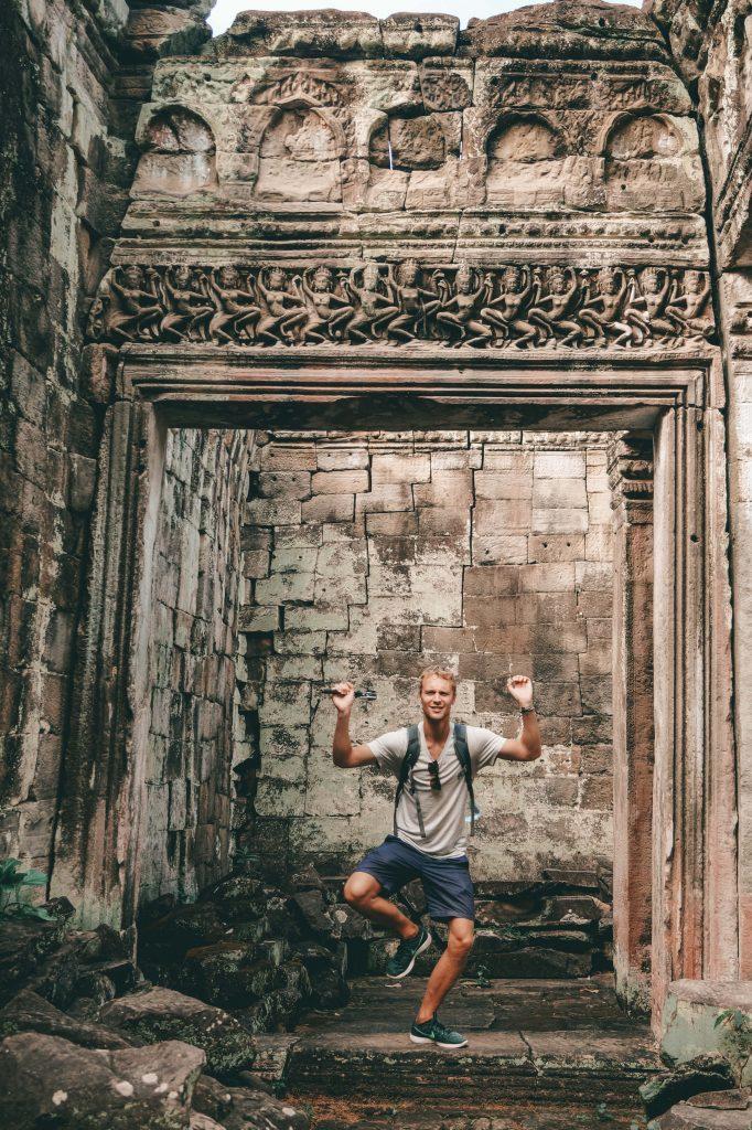 Preah Khan Tempel Angkor Wat