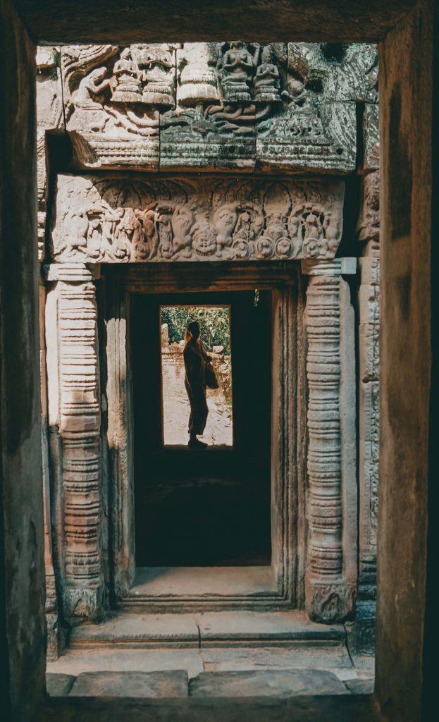 Ta Som Tempel Angkor