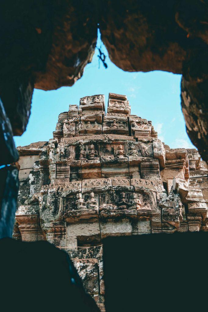 Ta Som Tempel Angkor Wat