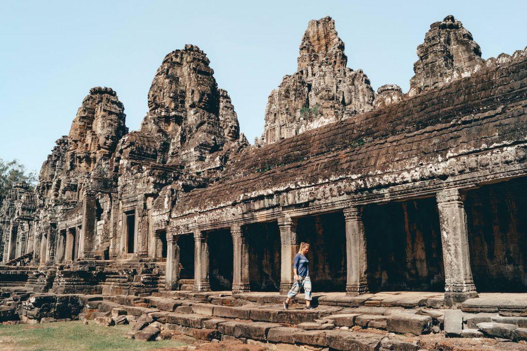 Tips tempels Angkor