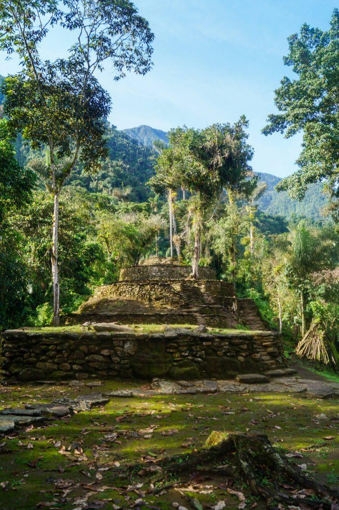 hike verloren stad colombia