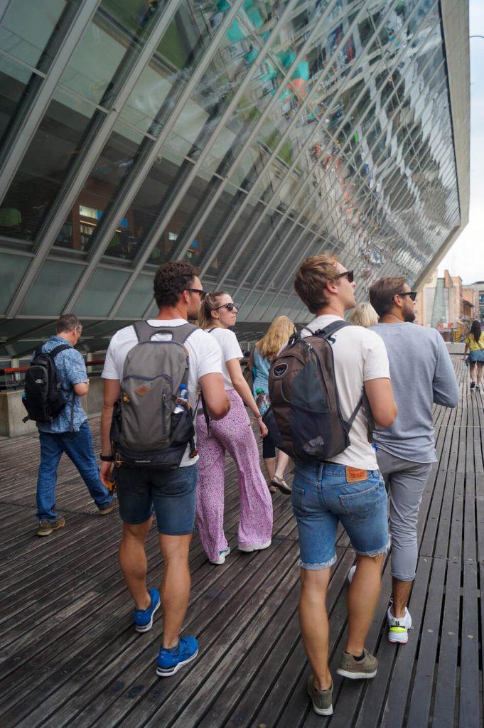 Medellin free walking tour