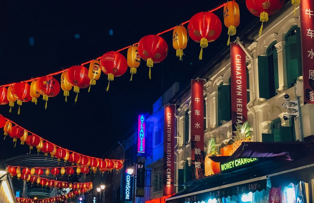 chinatown singapore