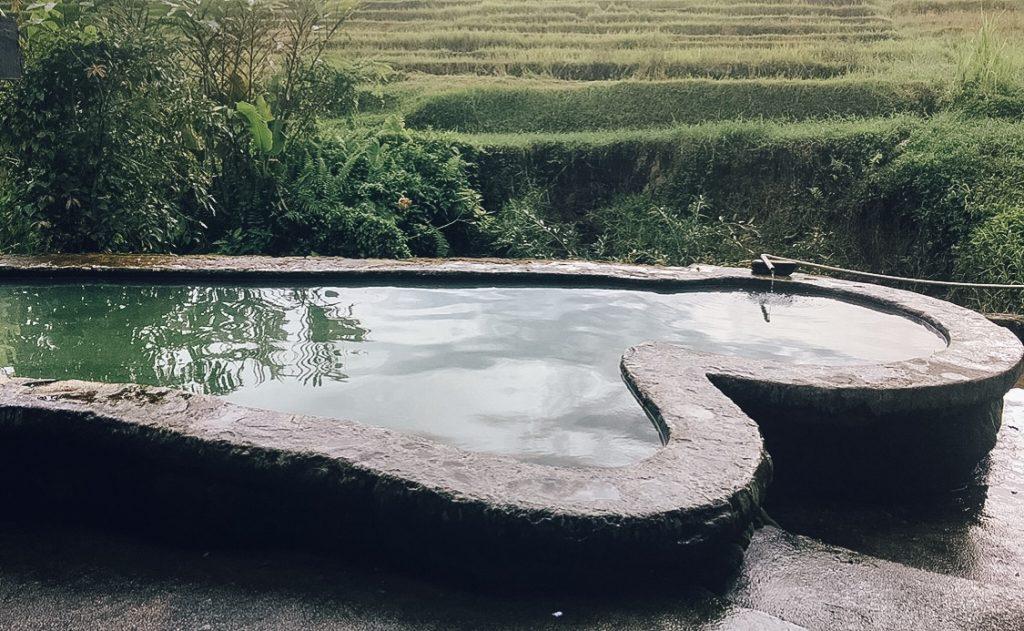 hot springs tabanan