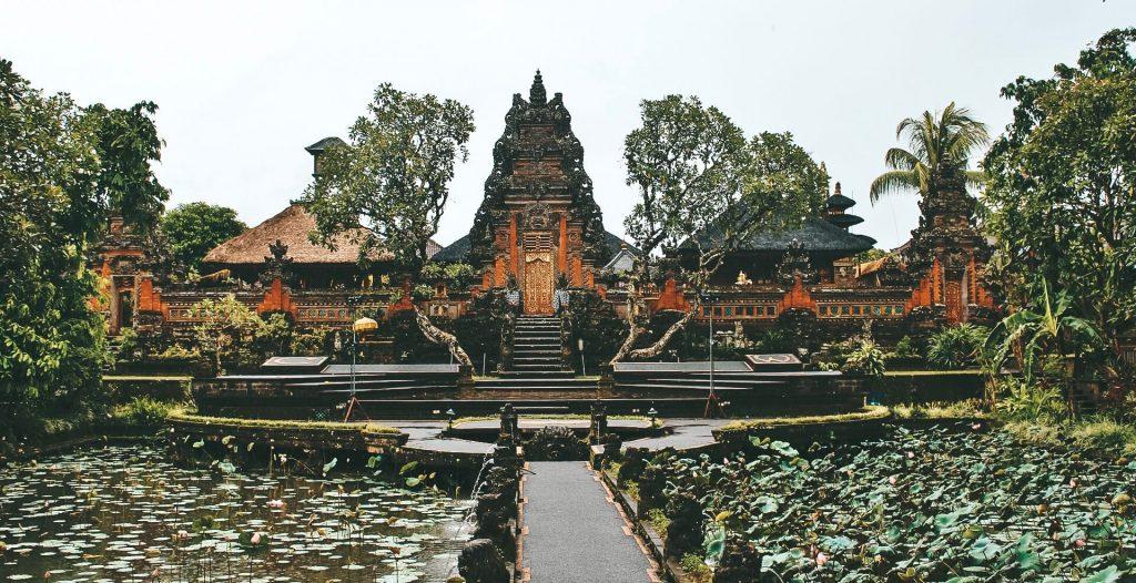 tempels ubud