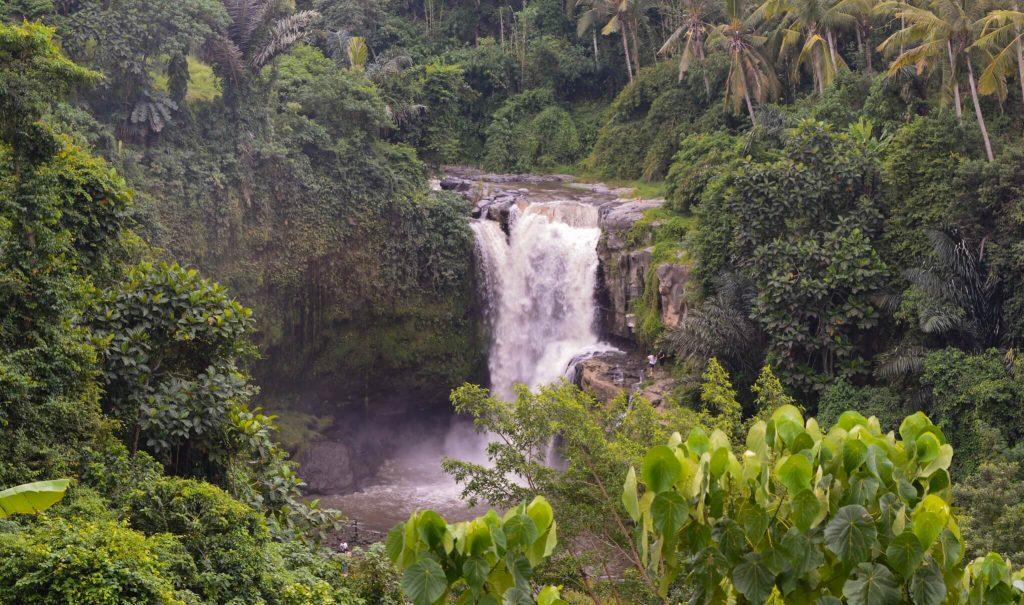 watervallen ubud