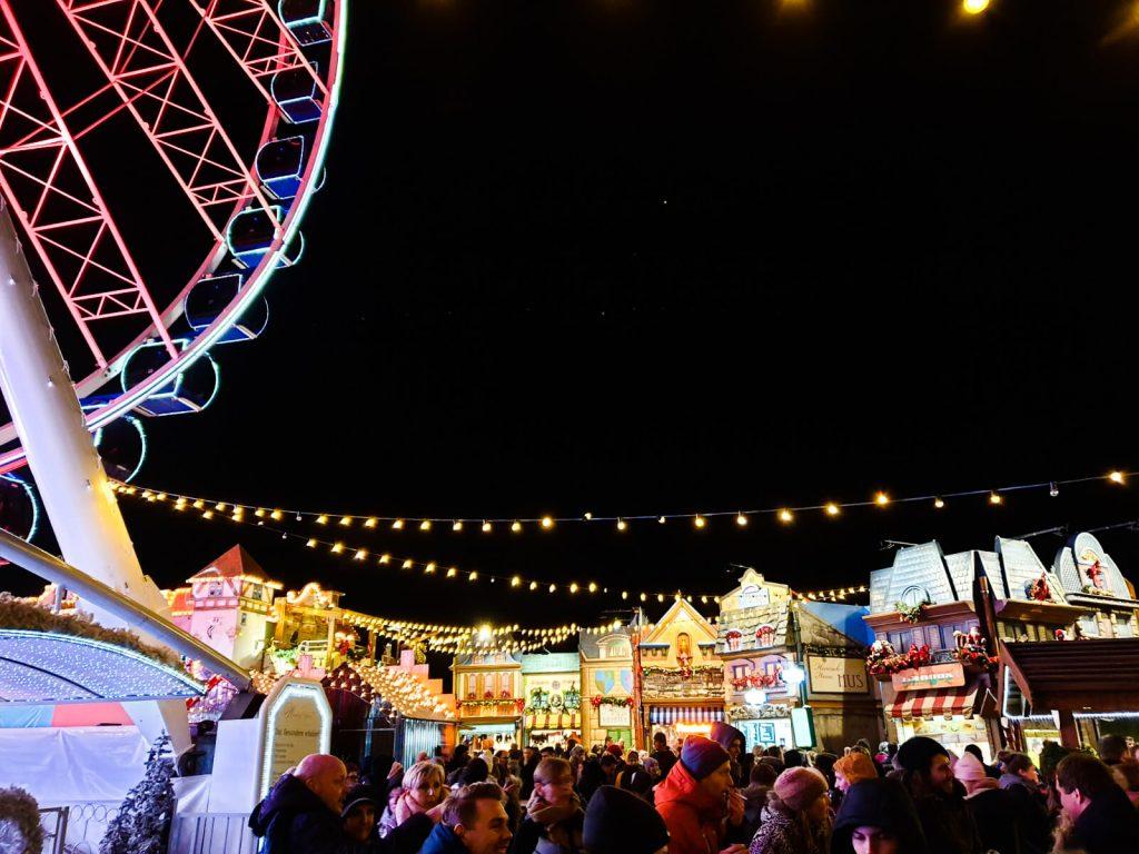 kerstmarkt Dusseldorf