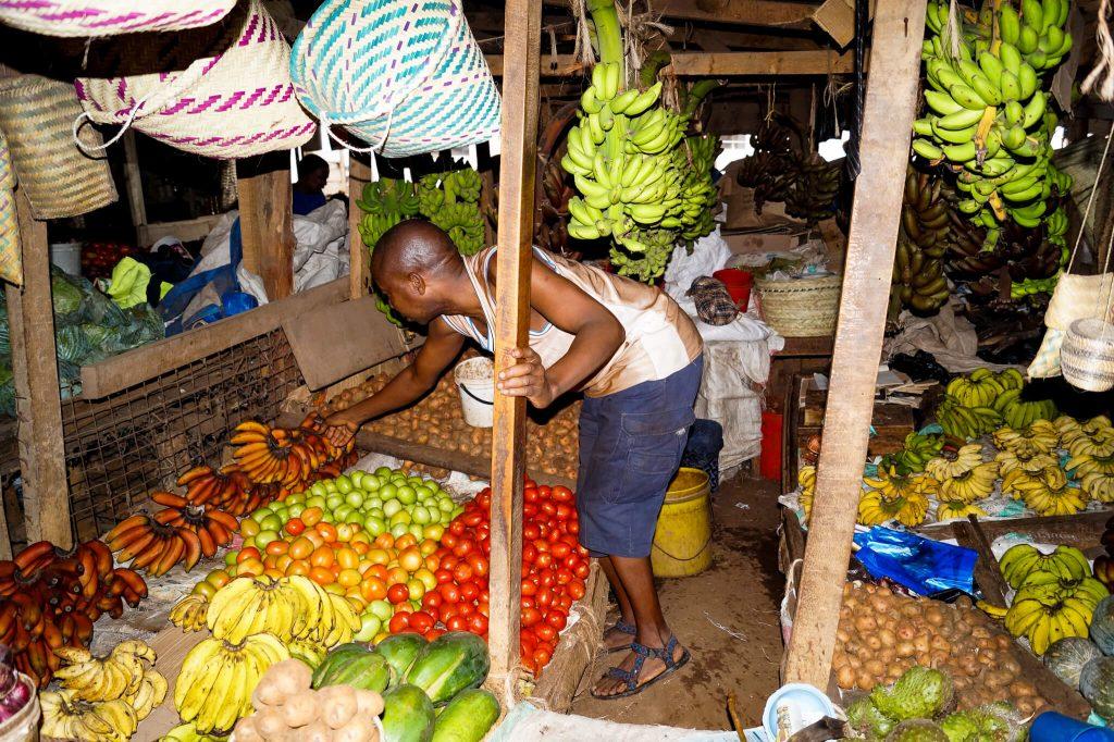 Markt Mto Wa Mbu