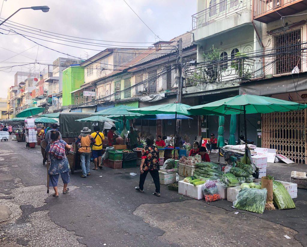 echte bangkok street huren