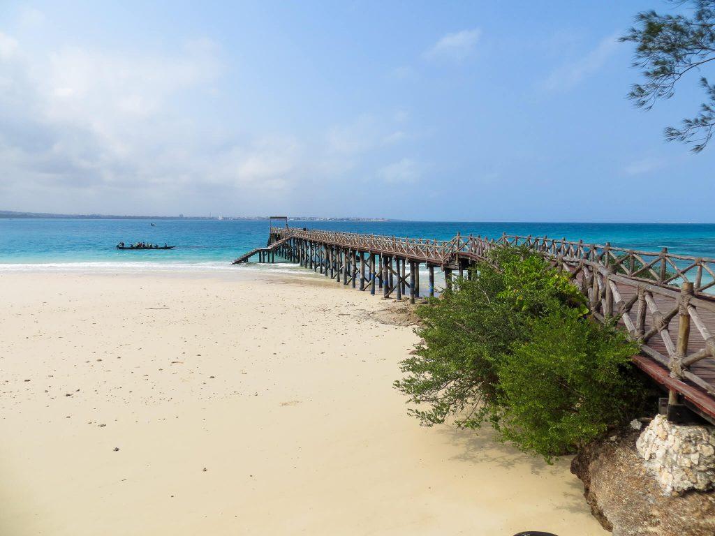 eiland Tanzania