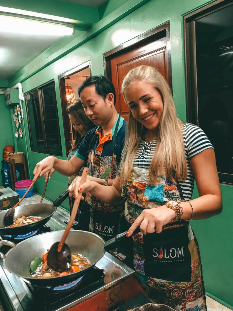 silom cooking class