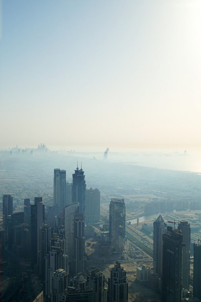 Bezoek Burj Khalifa