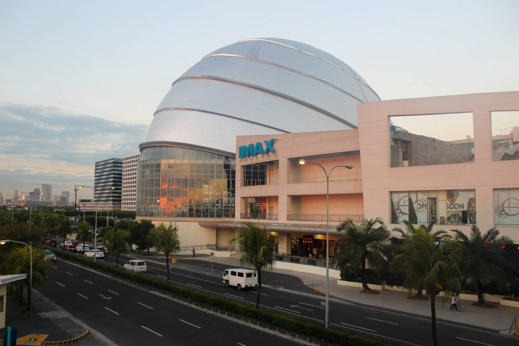 Manilla Mall of Asia