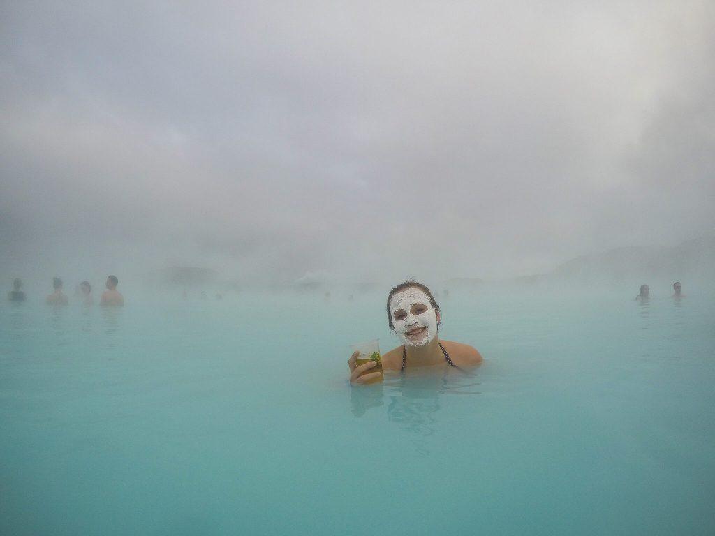 Moddermasker Blue Lagoon