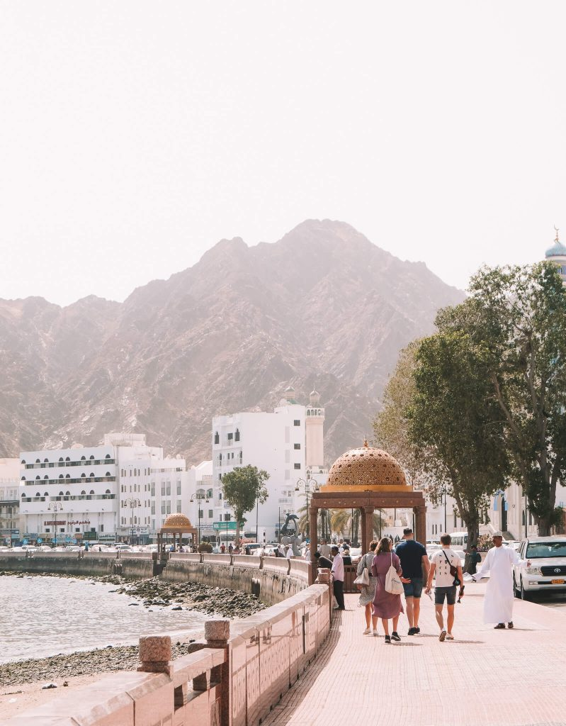 Muscat hotel