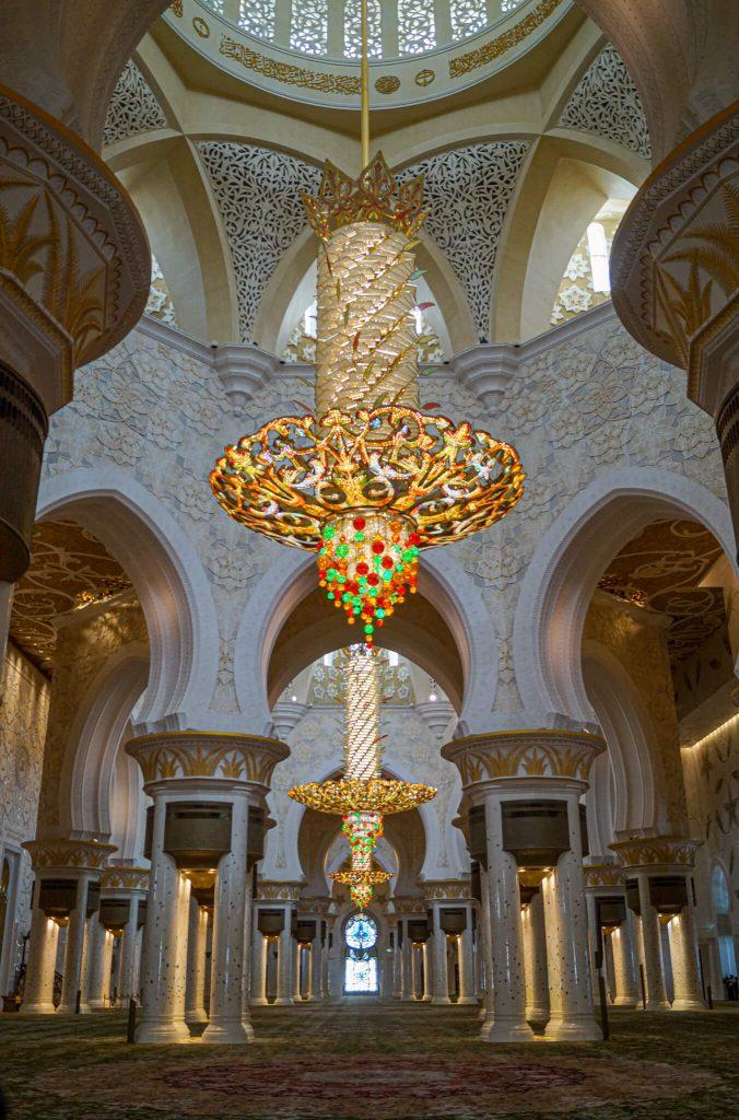 tapijt moskee