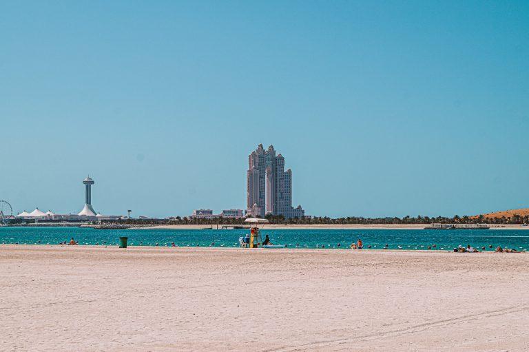 Abu Dhabi drie dagen