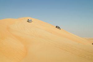 jeepsafari Abu Dhabi
