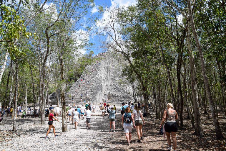 maya ruines coba