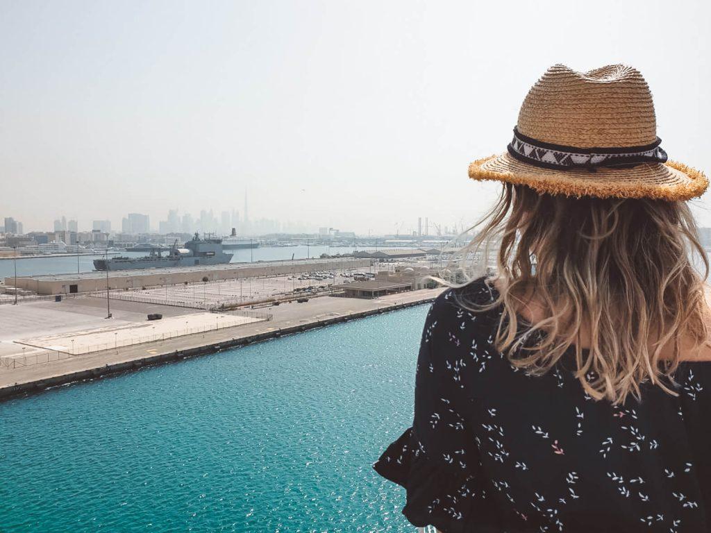 Cruise vakantie Dubai