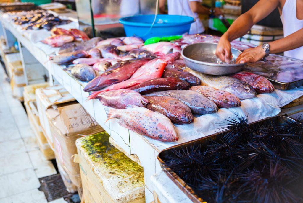 seafood filipijnen