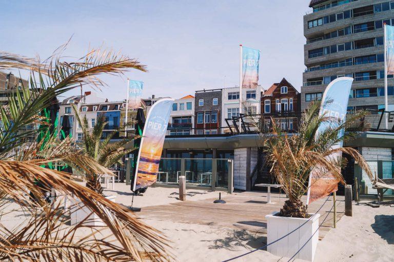Strandvakantie Nederland Pier 7