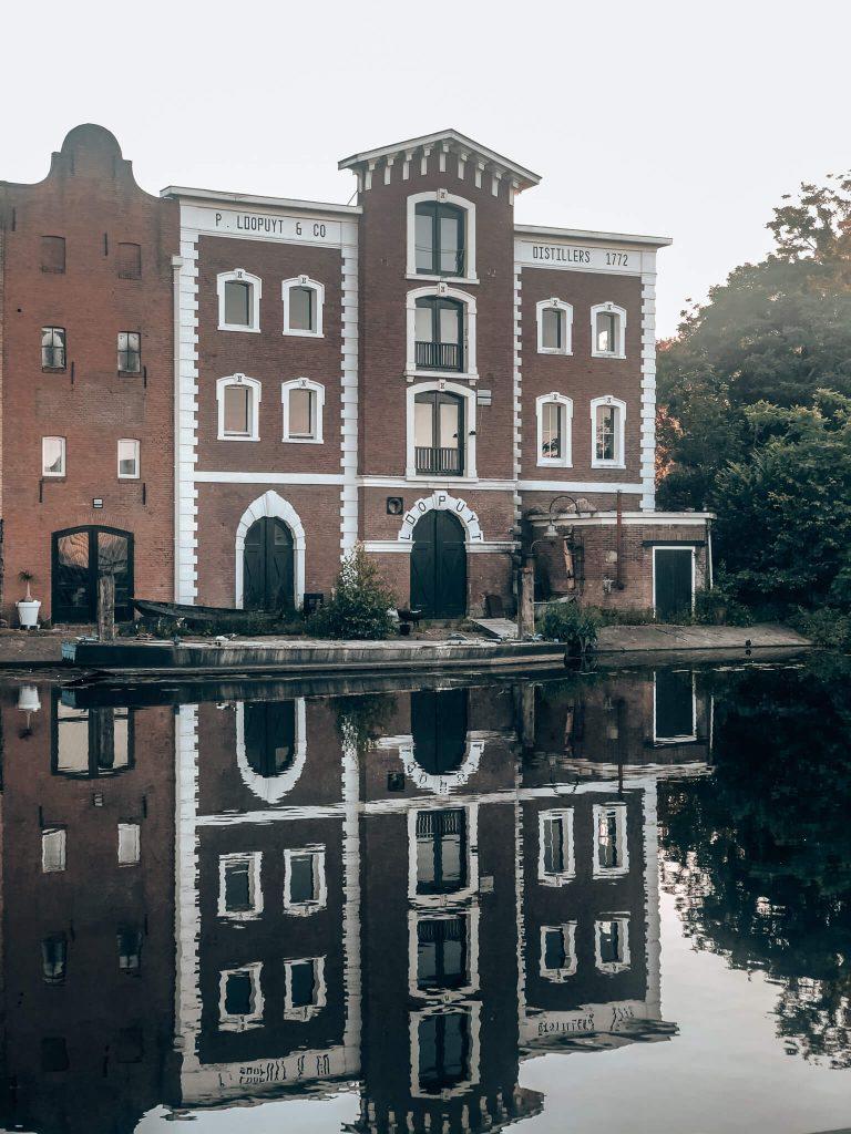 Distillers District Schiedam