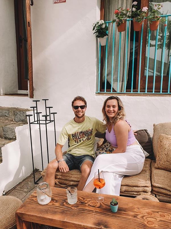 Plaza del Sol Ibiza Stad