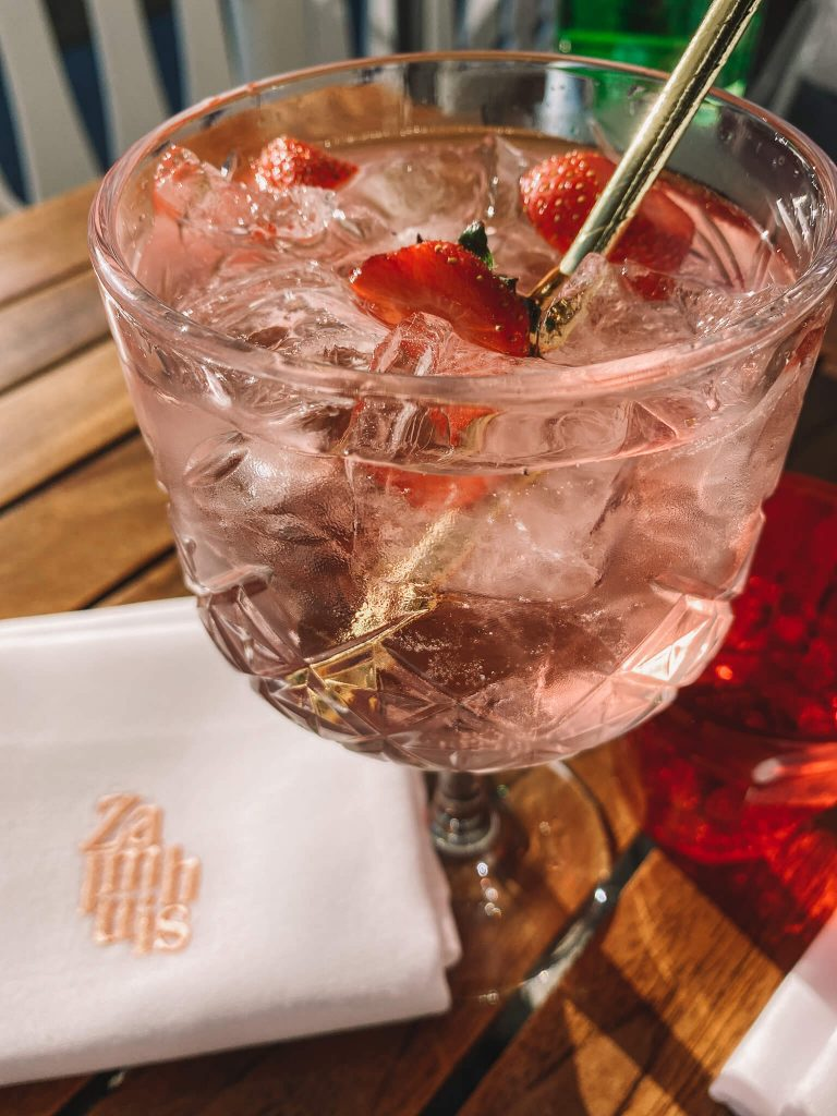 Cocktail Het zalmhuis