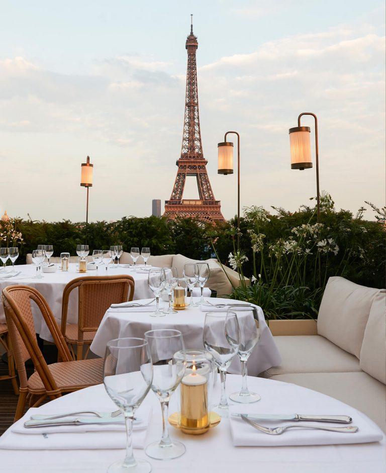 Restaurant Girafe Parijs