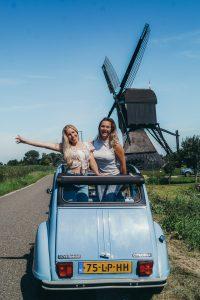 Huren 2CV Uitstapje Nederland