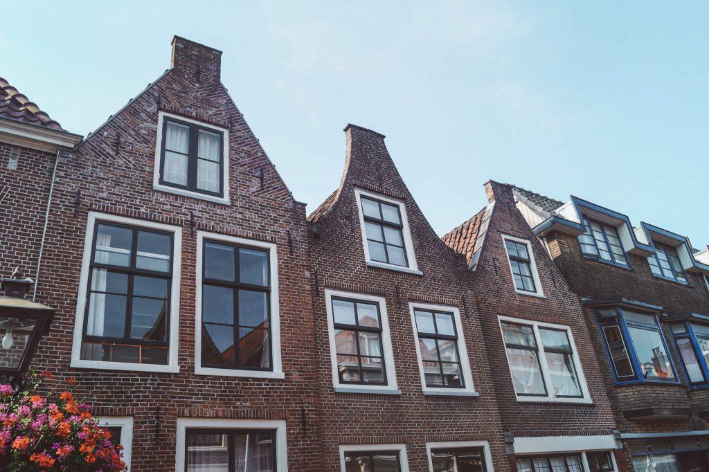 Leiden huizen