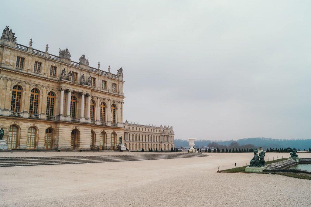 Versailles dagtrip Parijs