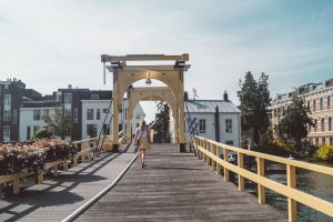 Wandeling hotspots leiden